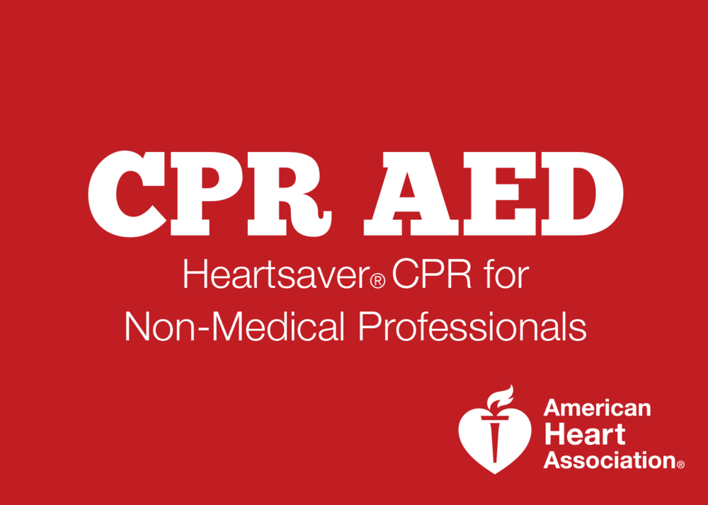 CPR Non-Medical Provider Graphic