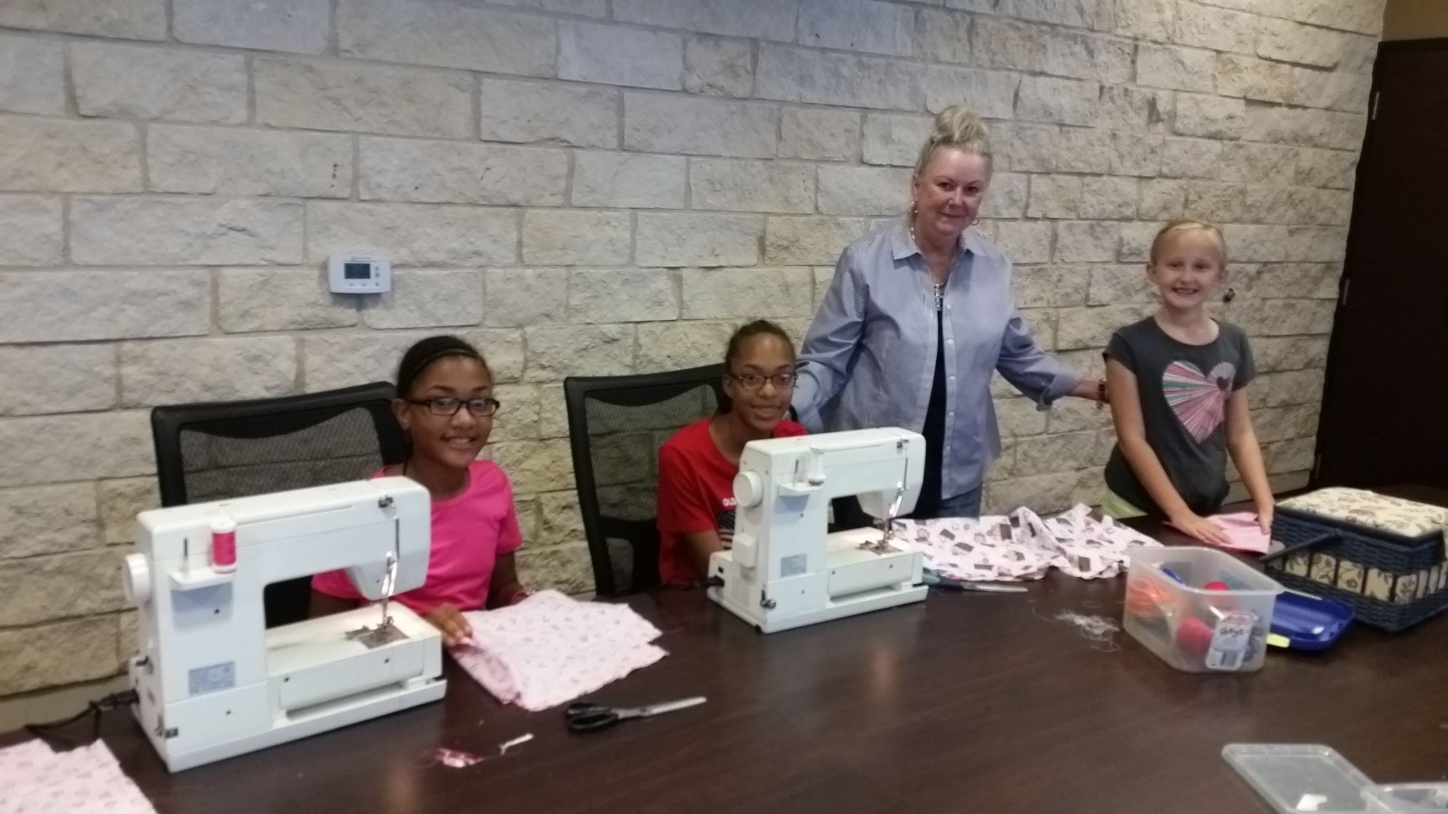 Sewing Camp 7.19.16