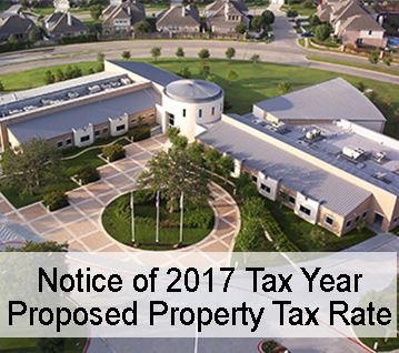2017 Property Tax Rate