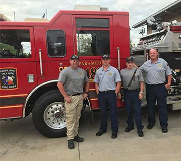 HVFD Hurricane Harvey