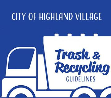 trash and recycling guidelines