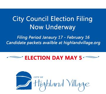 File for place on ballot