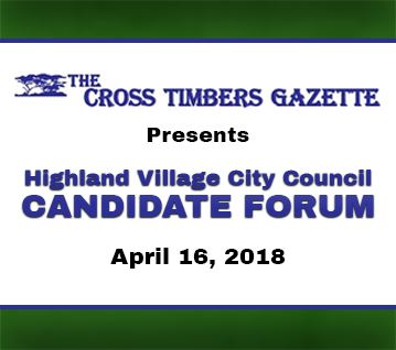 Candidate Forum Title Card