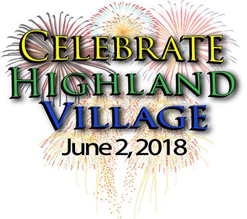 Celebrate Highland Village 2018