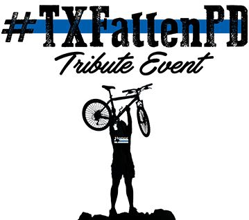 TXFallenPD Tribute Event Logo