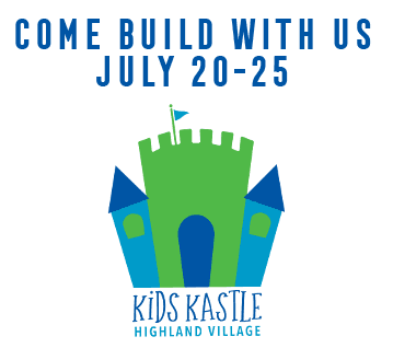 Kids Kastle Phase 2 July 20-25