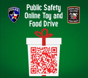 City Web Toy Drive
