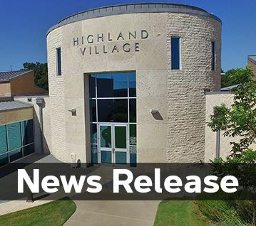 News Release Southside of City Hall