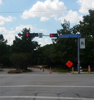 Brazos Signal Light