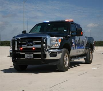 Highland Village Police Vehicle